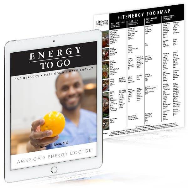 ENERGY TO GO, FOOD MAP BUNDLE $9.99 E-book